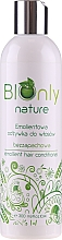 Profumi e cosmetici Balsamo ammorbidente per capelli - BIOnly Nature Emollient Hair Conditioner