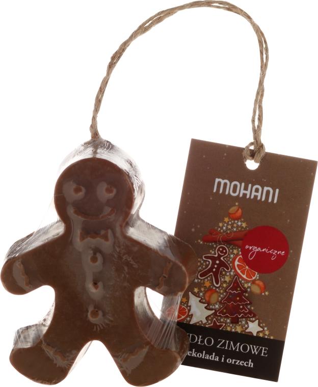 """Sapone invernale """"Cioccolato e noci"""" - Mohani"""
