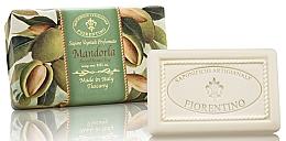 """Profumi e cosmetici Sapone naturale """"Mandorle"""" - Saponificio Artigianale Fiorentino Almond Scented Soap"""