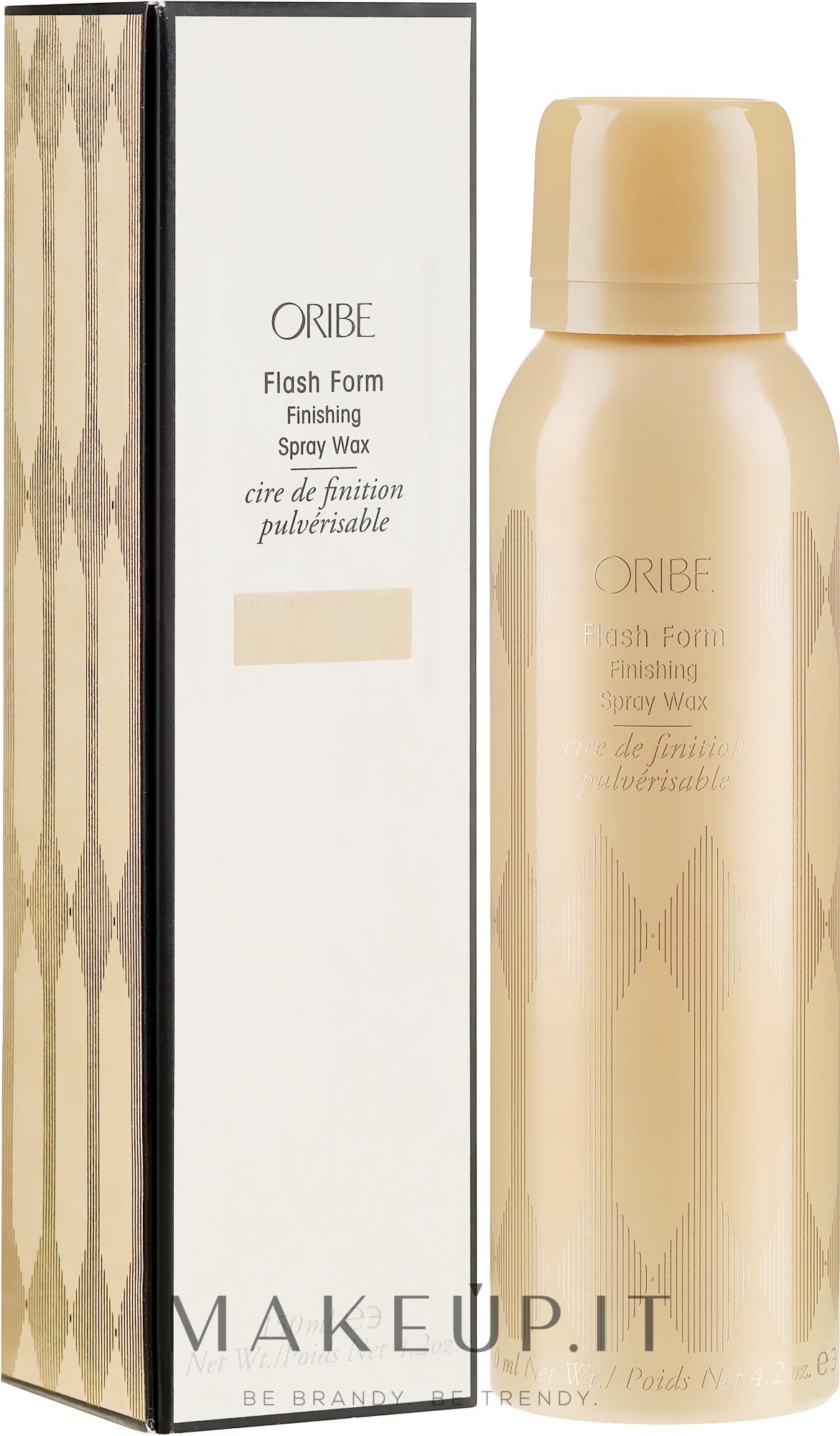 Spray-cera idratante per capelli - Oribe Flash Form Finishing Spray Wax — foto 150 ml