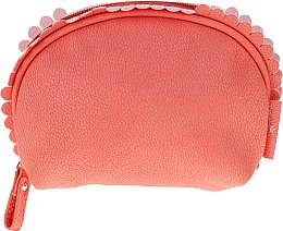 "Profumi e cosmetici Beauty case, ""Frill"", 96228, arancione - Top Choice"