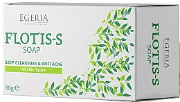Profumi e cosmetici Sapone con solfato di zinco ed estratto di salice - Egeria Flotis-s Soap