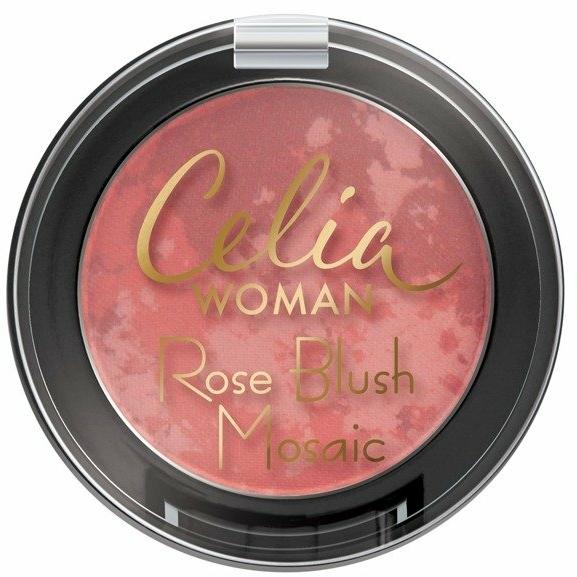 Blush viso - Celia Woman Rose Blush Mosaic