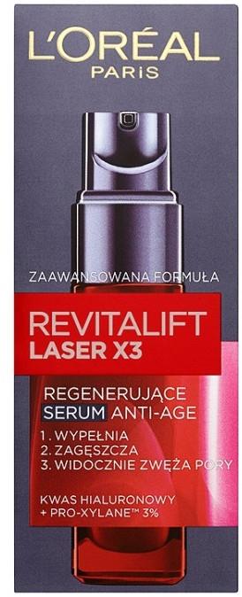 Siero rigenerante profondo - L'Oreal Paris Revitalift Laser X3