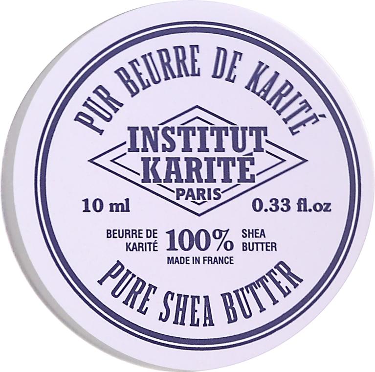Burro di karitè, non profumato, 100% - Institut Karite Fragrance-free Shea Butter