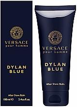 Profumi e cosmetici Versace Pour Homme Dylan Blue - Balsamo dopobarba