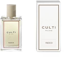 Profumi e cosmetici Spray interno aromatico - Culti Milano Room Spray Fuoco