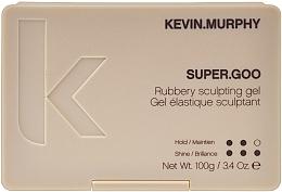 Profumi e cosmetici Gel per lo styling a tenuta forte - Kevin.Murphy Super.Goo Firm Hold Rubbery Gel