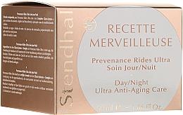 Profumi e cosmetici Crema viso antietà - Stendhal Recette Merveilleuse Day/Night Ultra Anti-Aging Care