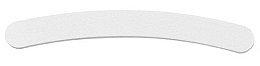"Profumi e cosmetici Lima per unghie ""Banana"", bianca, 100/180 - Tools For Beauty Nail File Banana White"