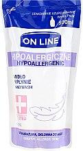 Profumi e cosmetici Sapone liquido - Sapone liquido hipoalergenico (ricarica)
