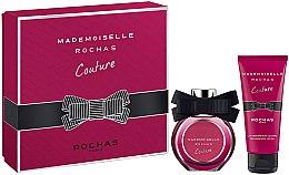 Profumi e cosmetici Rochas Mademoiselle Rochas Couture - Set (edp/50ml + b/milk/100)