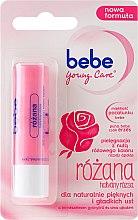 Profumi e cosmetici Balsamo labbra - Johnson's Bebe Young Care Rose Lip Balm
