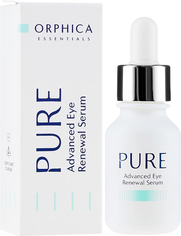 Siero per gli occhi - Orphica Pure Advanced Eye Renewal Serum