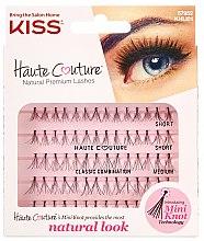 Profumi e cosmetici Ciglia finte a ciuffetti - Kiss Haute Couture Natural Premium Lashes