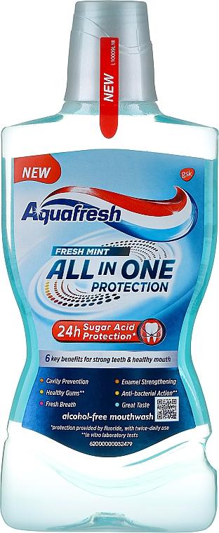 Collutorio - Aquafresh All In One Protection — foto N1