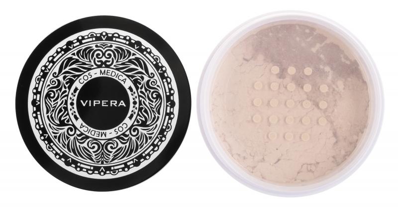 Polvere di riso opacizzante - Vipera Cos-Medica No More Shine Acne Prone Skin Derma Loose Powder — foto N2