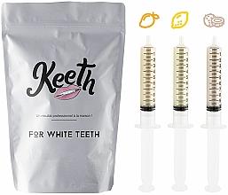 Profumi e cosmetici Set ricariche per il dispositivo di sbiancamento dei denti - Keeth Exotic Fruit Refill Pack