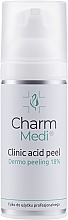 Profumi e cosmetici Peeling acido viso 18% - Charmine Rose Charm Medi Clinic Acid Peel Derma Peeling 18%