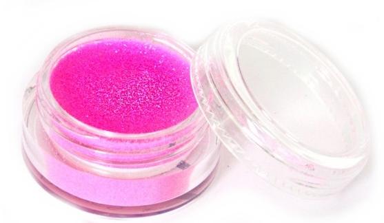 Glitter per unghie con effetto neon - Neess Neon Effect (corallo)