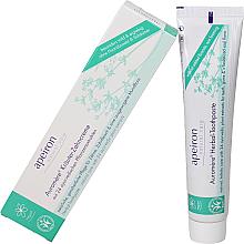 Profumi e cosmetici Dentifricio con 24 estratti di erbe - Apeiron Auromere Herbal Toothpaste