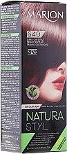 Profumi e cosmetici Tinta per capelli - Marion Hair Dye Nature Style