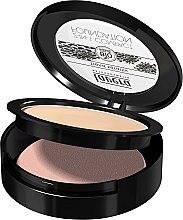 Profumi e cosmetici Fondotinta mousse - Lavera 2-in-1 Compact Foundation