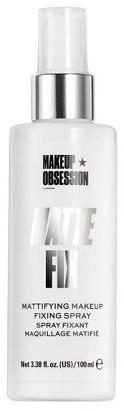 Spray fissante trucco - Makeup Obsession Matte Fix — foto N1