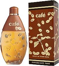 Profumi e cosmetici Cafe Parfums Cafe - Eau de toilette