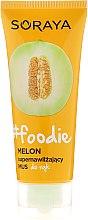 Profumi e cosmetici Mousse mani idratante - Soraya Foodie Melon Mus