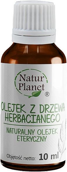 Olio dell'albero del tè - Natur Planet Tea Tree Oil