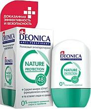 Profumi e cosmetici Antitraspirante roll-on - Deonica Nature Protection