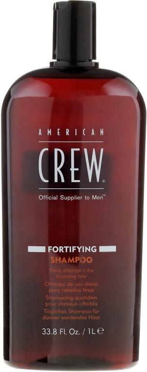 Shampoo rinforzante capelli - American Crew Fortifying Shampoo
