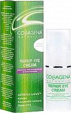 Profumi e cosmetici Crema anti-rughe - Collagena Naturalis Repair Eye Cream