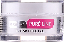 Profumi e cosmetici Gel per unghie - Silcare Pure Line Sugar Effect