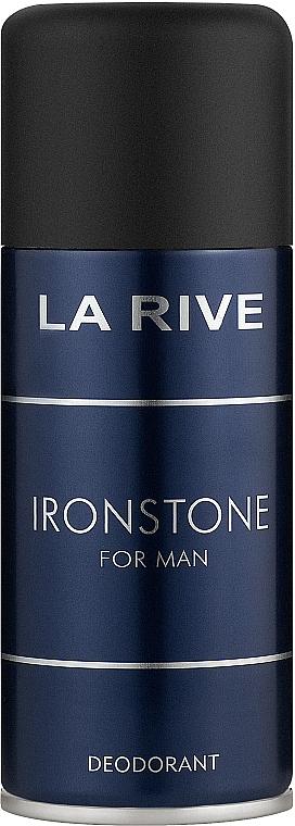 La Rive Ironstone - Deodorante