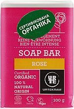 """Profumi e cosmetici Sapone detergente """"Rosa"""" - Urtekram Pure Indulgement Rose Soap"""