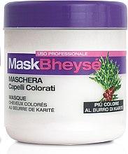 Profumi e cosmetici Maschera per capelli colorati - Renee Blanche Mask Bheyse