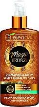 Profumi e cosmetici Elisir corpo illuminante - Bielenda Magic Bronze Illuminating Golden Body Elixir