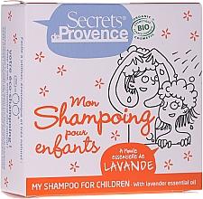 Profumi e cosmetici Shampoo per capelli - Secrets De Provence My Children Shampoo Lavender Essential Oil