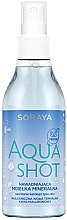Profumi e cosmetici Spray viso idratante - Soraya Aquashot