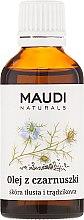 Profumi e cosmetici Olio di cumino nero - Maudi