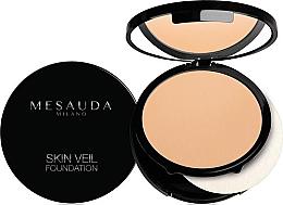 Profumi e cosmetici Fondotinta compatta - Mesauda Milano Skin Veil Foundation