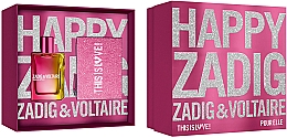 Zadig & Voltaire This is Love! for Her - Set (edp/50ml + bag) — foto N2