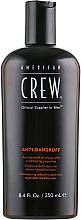 Profumi e cosmetici Shampoo antiforfora equilibrante per cute grassa - American Crew Anti Dandruff+Sebum Control Shampoo