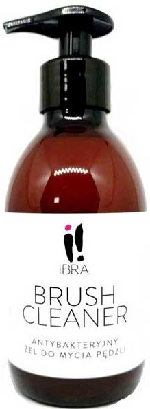 Liquido detergente antibatterico per pennelli - Ibra Brush Cleaner