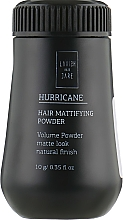 Profumi e cosmetici Polvere volumizzante per capelli, per uomo - Lavish Care Hurricane Hair Mattifying Powder