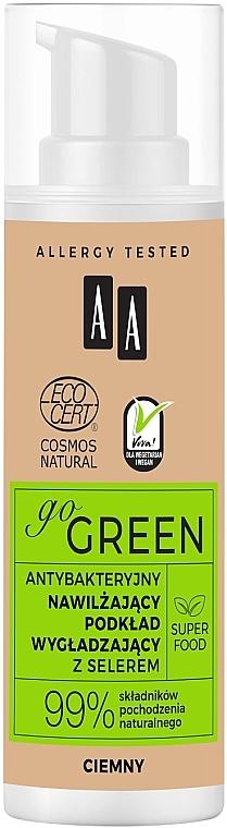 Fondotinta antibatterico - AA Go Green Foundation