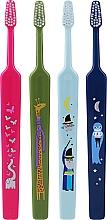 Profumi e cosmetici Spazzolini da denti per bambini, rosa + blu + azzurro + verde - TePe Kids Extra Soft