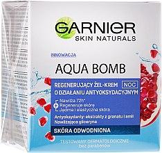 Profumi e cosmetici Gel-crema viso - Garnier Aqua Bomb Night Cream